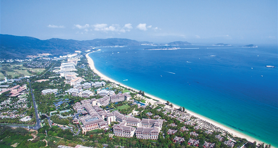 海南度假休闲产业发展迅速 超值潜力:东方的度假天堂