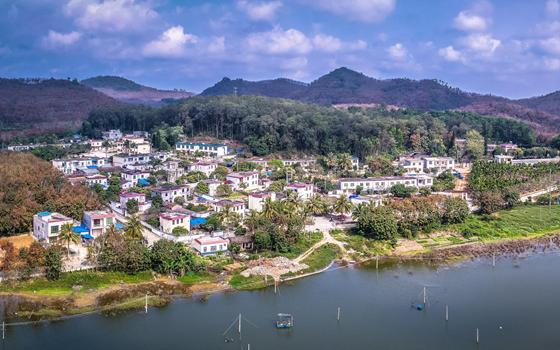 祝贺!海南儋州美万新村获评全国生态文化村