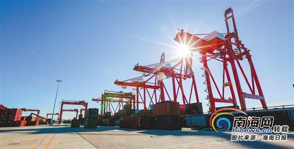 服务海南自贸区自贸港建设 五大定位开启洋浦新