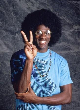 NBA时尚先生:戴维斯迷失天使城 艾弗森从未被超越